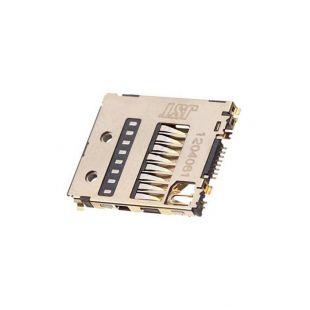 Коннектор MicroSD карты для Sony E6533 E6683 E6883 E5823 C6802