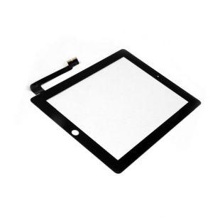 Тачскрин для iPad 3, iPad 4 черный, ёмкостный