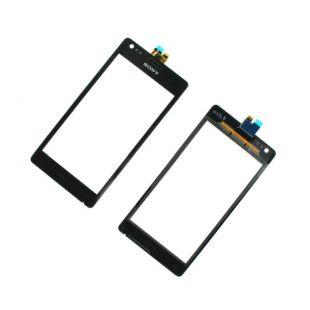 Тачскрин для Sony C1904, C1905, C2004, C2005 Xperia M черный