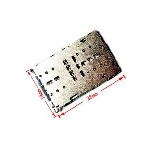 Коннектор SIM карты и MicroSD для Huawei GR5, Honor 5X
