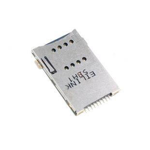 Коннектор SIM карты для Huawei S7-932U S7-601u S10-201L S10-231u