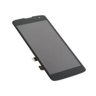 Дисплей для LG K7 X210DS с тачскрином, черный
