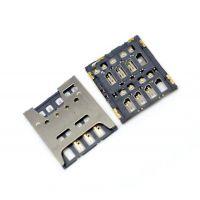 Коннектор SIM карты ZTE B2016, Q801, Q802, Grand S II, Q2S-T