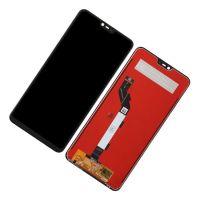 Дисплей Xiaomi Mi 8 Lite в сборе с тачскрином чёрный