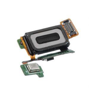 Динамик для Samsung G920F разговорный на шлейфе с микрофоном