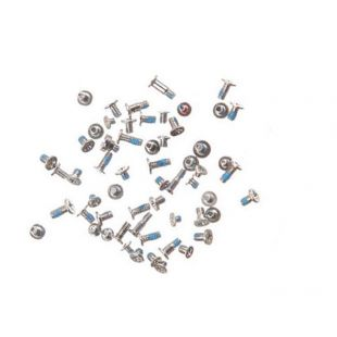 Полный набор болтов для iPhone 5S (два внешних винта - серебро)
