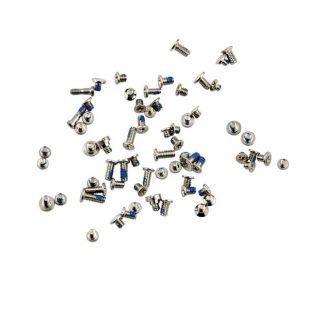 Полный набор болтов для iPhone 6 (два внешних винта серебро)