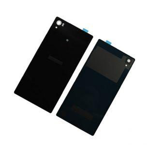Крышка АКБ для Sony Xperia Z5 Premium E6853, E6833, E6883 черная