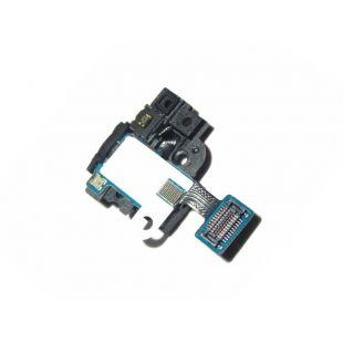 Разъём наушников для Samsung Galaxy S4 GT-I9500, I9505 на шлейфе