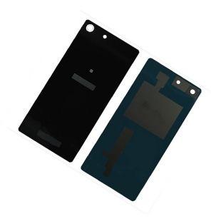 Крышка АКБ для Sony E5603, E5606, E5633, E5653 Xperia M5 черная