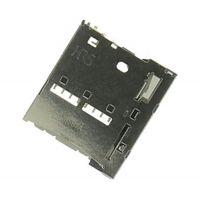Коннектор MicroSD карты для Sony E2303, E2306, E2353, E2312 E2333