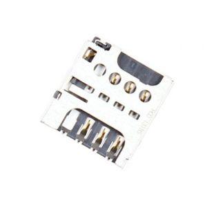Коннектор SIM для Asus ZC500TG, ZC550KL, ZC451TG, G500TG
