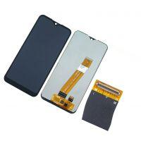 Дисплей для Samsung A015F Galaxy A01 с тачскрином черный (узкий)