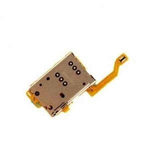 Коннектор SIM карты для Nokia C7, 701, C7-00s на шлейфе