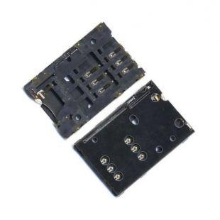 Коннектор SIM карты для Nokia N8-00