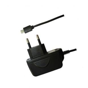 Сетевое зарядное устройство (СЗУ) micro USB 500 mAh