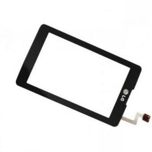 Тачскрин для LG KP500 чёрный