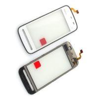 Тачскрин для Nokia 5230, 5228, 5235 белый оригинал