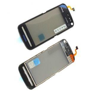 Тачскрин для Nokia 5800 чёрный, Оригинал 02690S6
