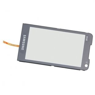 Тачскрин для Samsung I900 чёрный оригинал