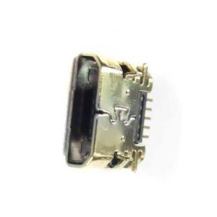 Разъем для Nokia 610 micro USB, 5 pin, p/n 8002410