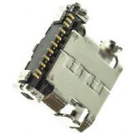 Разъем для Samsung N7100, i9500,  i9505 micro USB