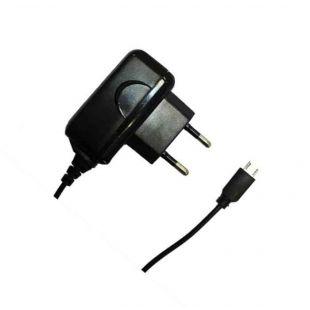 Сетевое зарядное устройство для телефонов microUSB 1А