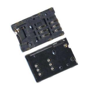 Коннектор SIM карты для Nokia N8-00 5469586 Оригинал