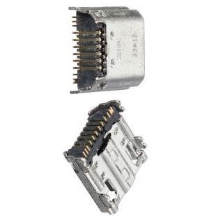 Разъем для Samsung P5200, T210, T211, T231, P3200, microUSB
