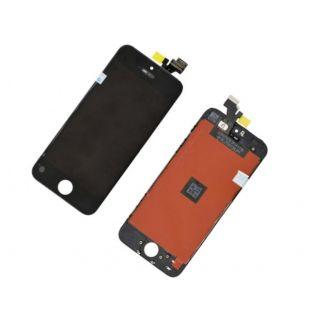 Дисплей для iPhone 5 с тачскрином черный ориг.