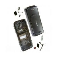 Корпус для Nokia N73 черный