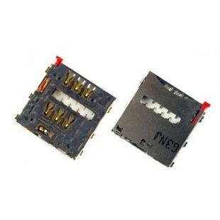 Коннектор SIM карты для Sony C6902 C6903 D6502 SGP521 D5303