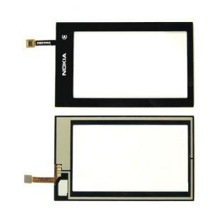 Тачскрин для Nokia 5250 чёрный