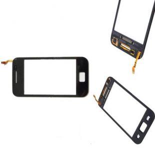 Тачскрин для Samsung S5830i Galaxy Ace чёрн. на скотче