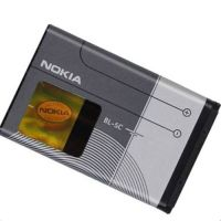 Аккумулятор BL-5C 1020 mAh Nokia 1100 1101 1600 C2-01, Fly DS100