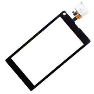 Тачскрин для Sony Xperia L C2104, C2105 черный, оригинал