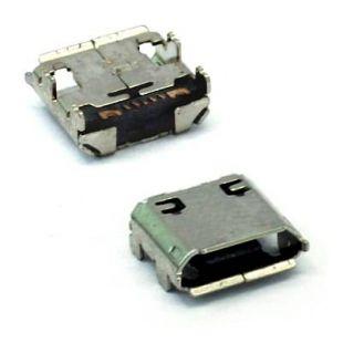 Разъем для Samsung C6712 micro USB, 7 pin