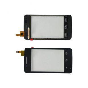 Тачскрин для Alcatel OT-4007D PIXI черный