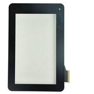 Тачскрин для Acer Iconia Tab B1-710, B1-711 черный