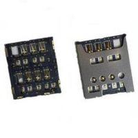 Коннектор SIM карты для Sony LT26 Xperia S, LT26ii Xperia SL