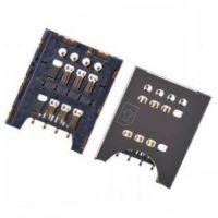 Коннектор SIM карты для Sony MT27i, MK16i, ST18i, ST26