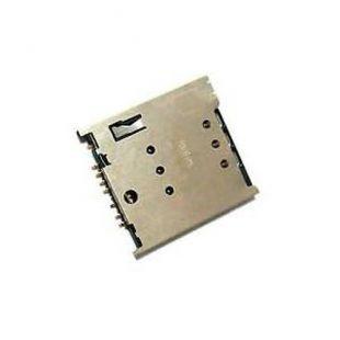 Коннектор SIM карты для Sony Xperia P LT22i