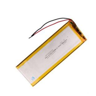Аккумулятор для планшетов 4000 mA, 3,7v 3.5*55*145